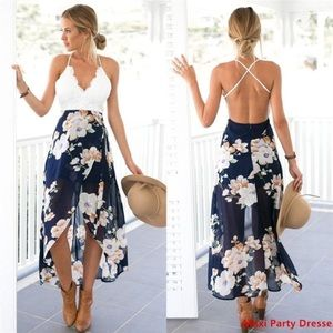 Dresses & Skirts - Maxi Party Dress